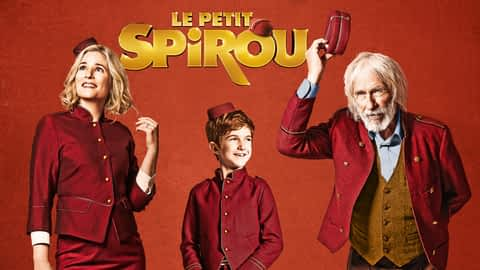 Le petit Spirou en replay