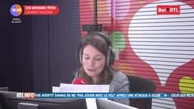RTL INFO sur Bel RTL : RTL Info 18h du 20/08