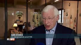 RTL INFO 19H : Conseils des patrons flamands pour mieux gouverner la Belgique