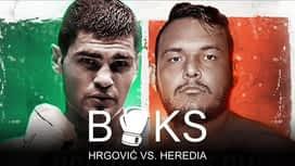 Boks: Hrgović vs Heredia en replay