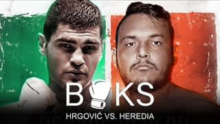 Boks: Hrgović vs Heredia