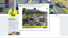 RTL INFO 19H : Collision entre un car belge avec 70 enfants et une auto aux Pays-Bas