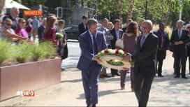 RTL INFO 13H : Cérémonie du souvenir aux victimes du terrorisme ce matin à Bruxelles