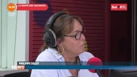 RTL INFO sur Bel RTL : RTL Info 13h du 21/08