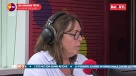 RTL INFO sur Bel RTL : RTL Info 18h du 21/08