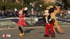 Zone interdite : Disneyland Paris : dans les coulisses du 25ème anniversaire