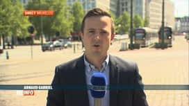 RTL INFO 13H : Les circonstances de l'accident mortel survenu mardi soir à Bruxelles