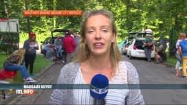 RTL INFO 13H : Les éducateurs de l'IPPJ de Wauthier-Braine sont en grève