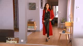 Les Reines du Shopping : Tendance avec une jupe en jean : journée 3