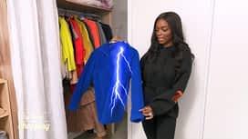 Les Reines du Shopping : Tendance avec une jupe en jean : journée 5