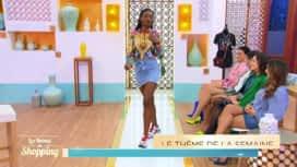 Les Reines du Shopping : Le défilé de Prisca : un look pétillant !