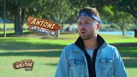 Les aventures de Nabilla et Thomas en Australie : Antoni pète un câble car il ne veut pas porter les chèvres