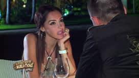 Les aventures de Nabilla et Thomas en Australie : Nabilla et Thomas font un faux speed dating