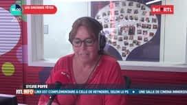RTL INFO sur Bel RTL : RTL Info 18h du 22/08