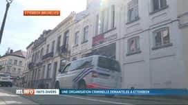 RTL INFO 13H : Une maison de passe illégale démantelée à Etterbeek