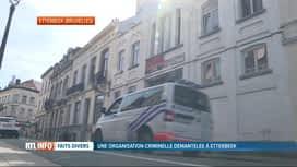 RTL INFO 19H : Une maison de passe illégale démantelée à Etterbeek