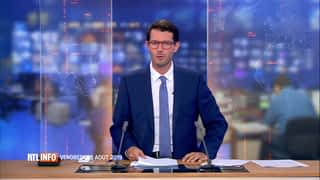 RTL INFO 19H : RTL INFO 19 heures (23/08/2019)
