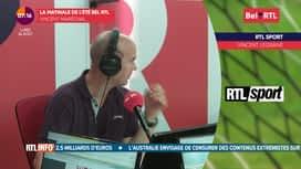 La matinale Bel RTL : L'humeur sportive du 26/08/19