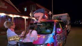 Les aventures de Nabilla et Thomas en Australie : Marie a laissé les clés à l'intérieur du van