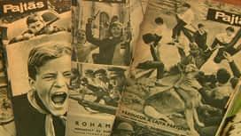 XXI. század : XXI. század 2019-09-02 - A magyar képregény küzdelme a politikai elnyomással