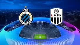 Champions League : 28/08: FC Bruges - LASK