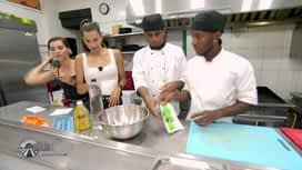 Pékin Express : Chef Julia nous donne la recette des arepas