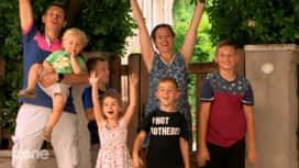 Zone interdite : Familles nombreuses : leur été XXL