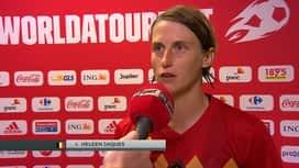 Red Flames : 29/08: Heleen Jaques (Belgique)