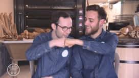 La meilleure boulangerie de France : Valentin et Daniel, déjà patrons !