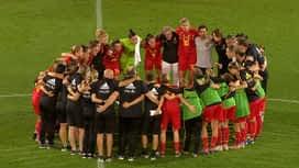 Red Flames : 03/09 : Belgique - Croatie (les buts)