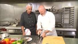 Cauchemar en cuisine avec Philippe Etchebest : Un cour de cuisine pour Adel