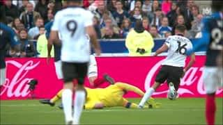France - Albanie (89') : Faute de Hugo Lloris (4-0)
