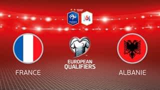 Equipe de France : Le meilleur du match France - Albanie
