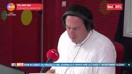RTL INFO sur Bel RTL : RTL Info 18h du 09/09