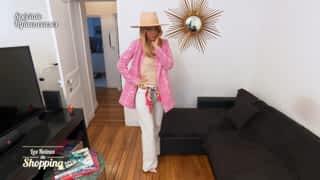 Les Reines du Shopping : Spéciale influenceuses / Féminine en dévoilant votre dos : journée 2