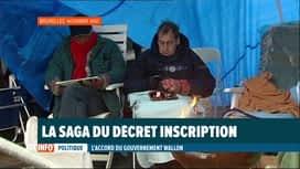 """RTL INFO 19H : Retour sur la saga du décret """"inscriptions"""" ou """"mixité sociale"""""""