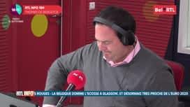RTL INFO sur Bel RTL : RTL Info 18h du 10/09