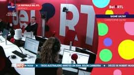 La matinale Bel RTL : L'homophobie est moins grave que le racisme dans le football...