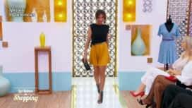 Les Reines du Shopping : Le défilé de Clémence : un look coloré et féminin !