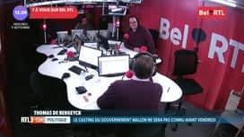 RTL INFO sur Bel RTL : RTL Info 13h du 11/09