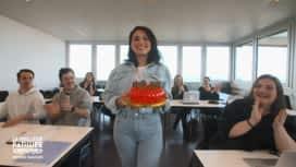 Le meilleur pâtissier : Djellza, l'étudiante suisse aux créations féminines