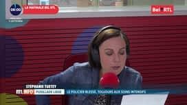 La matinale Bel RTL : RTL Info 8h de 11/09