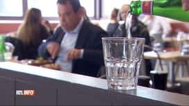RTL INFO 19H : Accord wallon: l'HORECA opposé à l'eau gratuite dans les restaurants