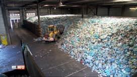 RTL INFO 19H : La fin de la production de plastique en 2030 jugée peu réaliste
