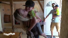 Les mamans : Elodie récupère ses enfants après 10 jours de séparation