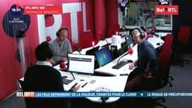 RTL INFO sur Bel RTL : RTL Info 18h du 12/09