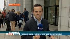 RTL INFO 19H : Football gate: dernières infos en direct du parquet fédéral