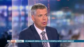 RTL INFO 19H : Football gate: Serge Vermeiren commente l'enquête en cours
