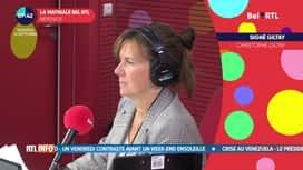 La matinale Bel RTL : Trump rompt les négociations de paix avec les Talibans...