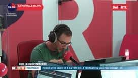 RTL INFO sur Bel RTL : RTL Info 8h du 13/09